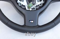 Volant M3 M5 E46 E39 X5 E53 E38 Bmw Véritable Cuir Sport 3 Couleur Nouveau