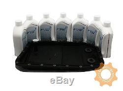 Zf Oe 6hp26 Boîte De Vitesses Automatique Filtre De Carter De Filtre De Carter D'huile 7l Huile Véritable